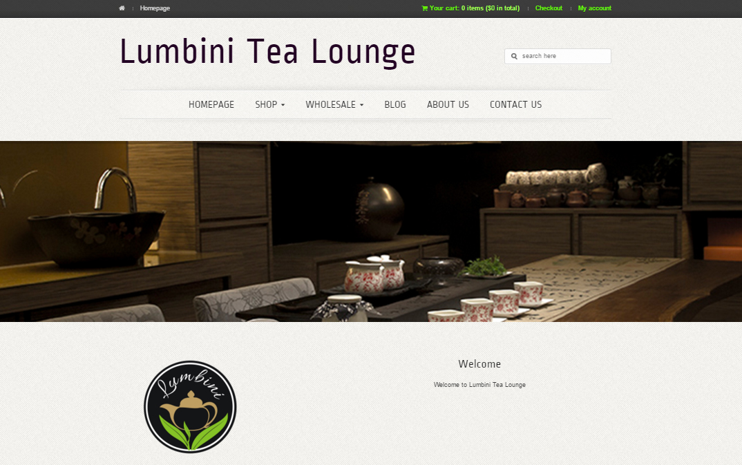 Lumbini Tea Lounge