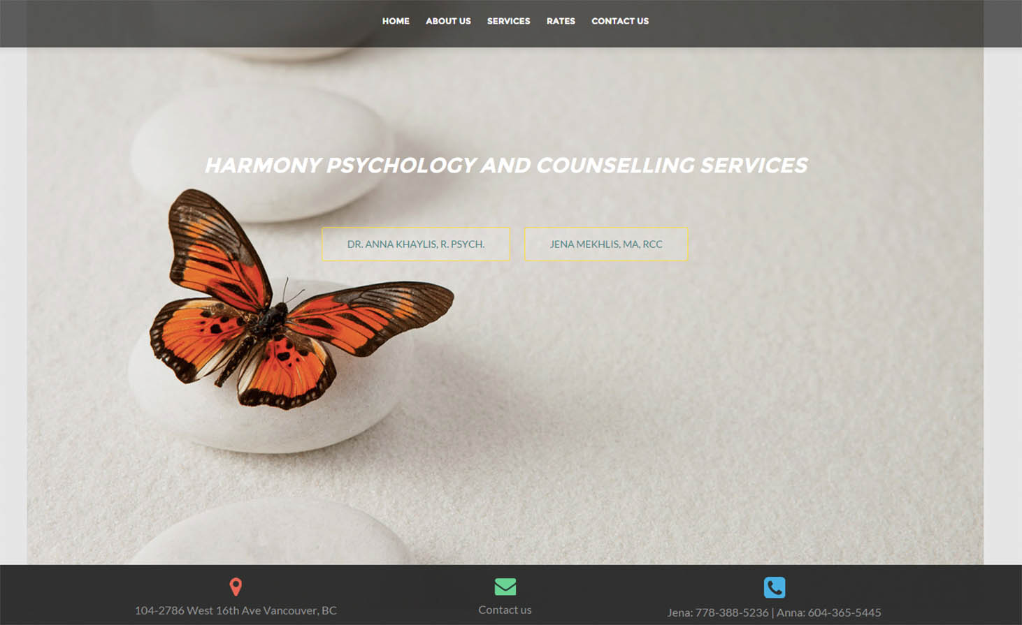 Harmony Psychology