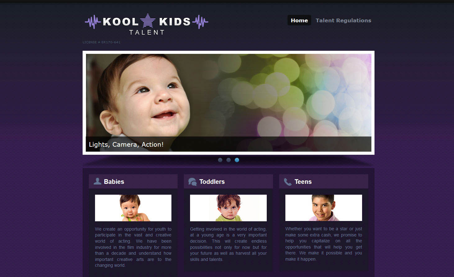 Kool Kids Talent Agency